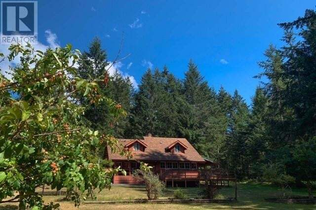 House for sale at 3880 Blair Rd Texada Island British Columbia - MLS: 14870