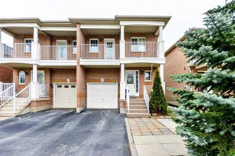 Townhouse for sale at 3883 Freeman Terr Mississauga Ontario - MLS: W4452091