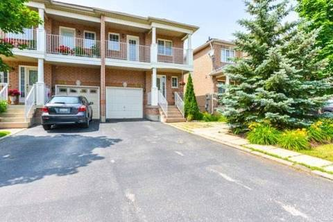 Townhouse for sale at 3883 Freeman Terr Mississauga Ontario - MLS: W4517306