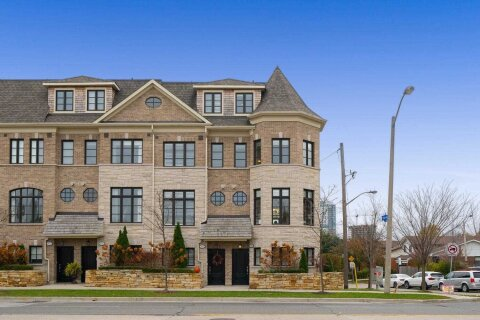Townhouse for sale at 3883 Bloor St Toronto Ontario - MLS: W5000689