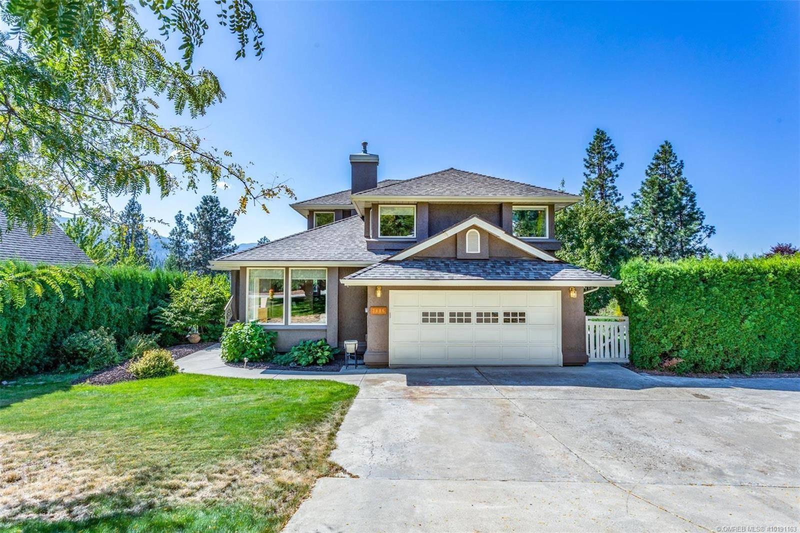 House for sale at 3886 Hyak Rd Kelowna British Columbia - MLS: 10191163