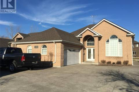 House for sale at 3886 Sixth Concession  Windsor Ontario - MLS: 19015830