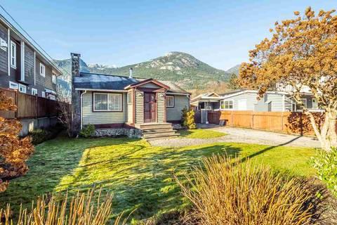 House for sale at 38867 Britannia Ave Squamish British Columbia - MLS: R2421561