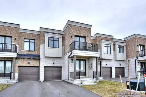 Townhouse for sale at 389 Elyse Ct Aurora Ontario - MLS: N4419528