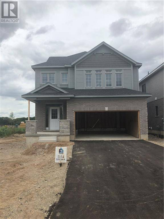 House for sale at 389 Freure Dr Cambridge Ontario - MLS: 30791281