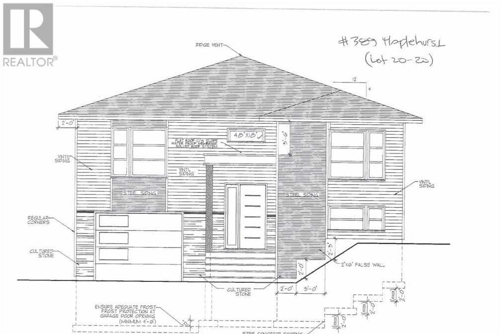 House for sale at 389 Maplehurst Dr Moncton New Brunswick - MLS: M130680