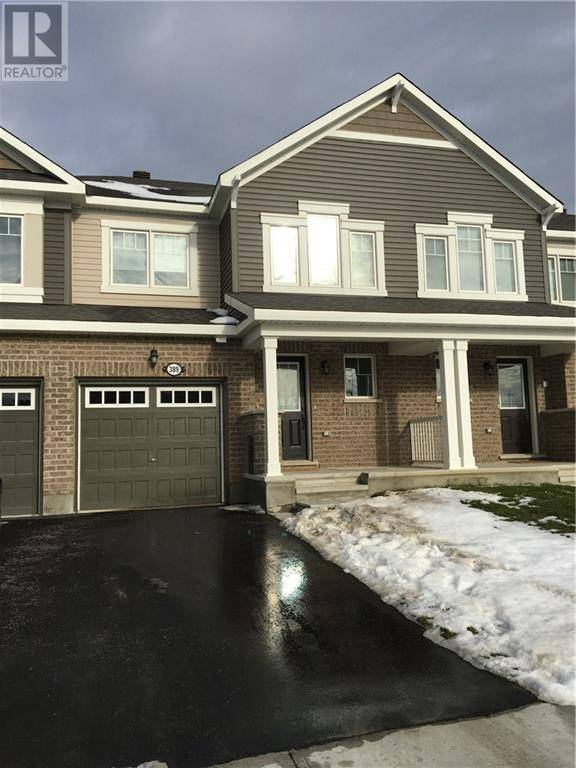 Townhouse for rent at 389 Rouncey Rd Stittsville Ontario - MLS: 1175166