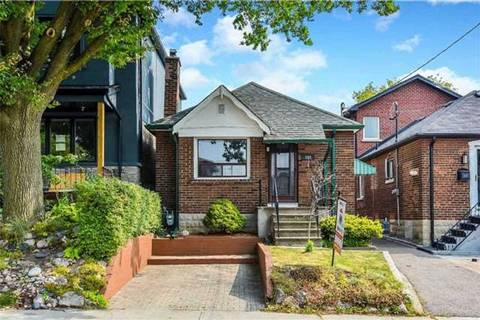 House for sale at 389 Winnett Ave Toronto Ontario - MLS: C4485411