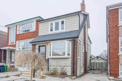 House for sale at 389 Winona Dr Toronto Ontario - MLS: C4731247