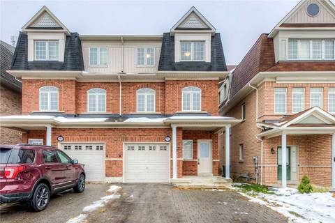 Townhouse for sale at 3891 Quiet Creek Dr Mississauga Ontario - MLS: W4637229