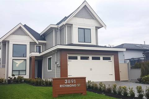 House for sale at 3891 Richmond St Richmond British Columbia - MLS: R2330943