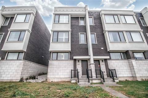 Townhouse for sale at 3894 Major Mackenzie Dr Vaughan Ontario - MLS: N4641348