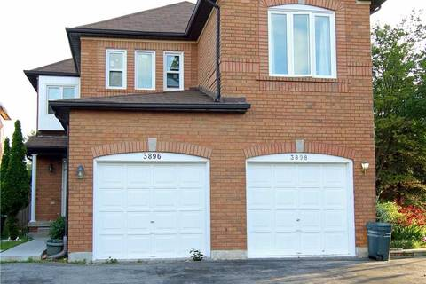 Townhouse for sale at 3896 Craighurst Ave Mississauga Ontario - MLS: W4488716