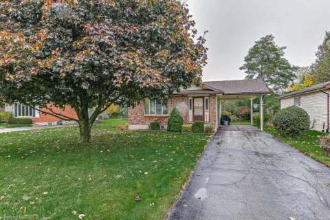 House for sale at 38A Charlotte Ave Tillsonburg Ontario - MLS: 40035302
