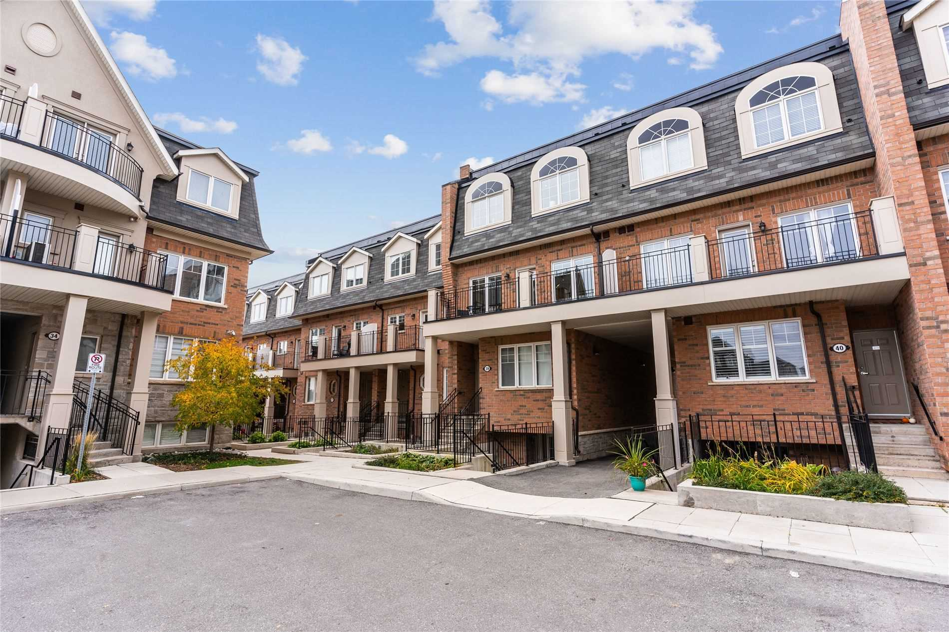 For Sale: 39 03 - 2420 Baronwood Drive, Oakville, ON   2 Bed, 2 Bath Townhouse for $579000.00. See 22 photos!