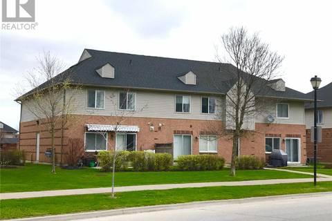 Townhouse for rent at 1 Testa Rd Unit 39 Uxbridge Ontario - MLS: N4452549