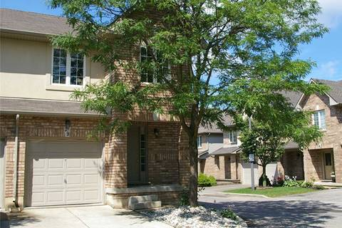 Townhouse for sale at 1030 West 5th St Unit 39 Hamilton Ontario - MLS: X4520833