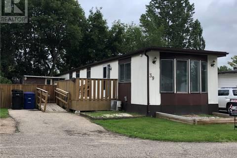 Residential property for sale at 1035 Boychuk Dr Unit 39 Saskatoon Saskatchewan - MLS: SK772637