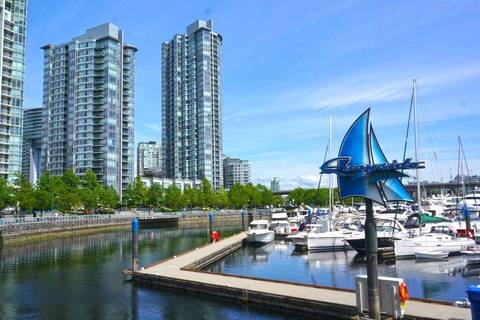 Home for sale at 1088 Marinaside Cres Unit 39 Vancouver British Columbia - MLS: R2413762
