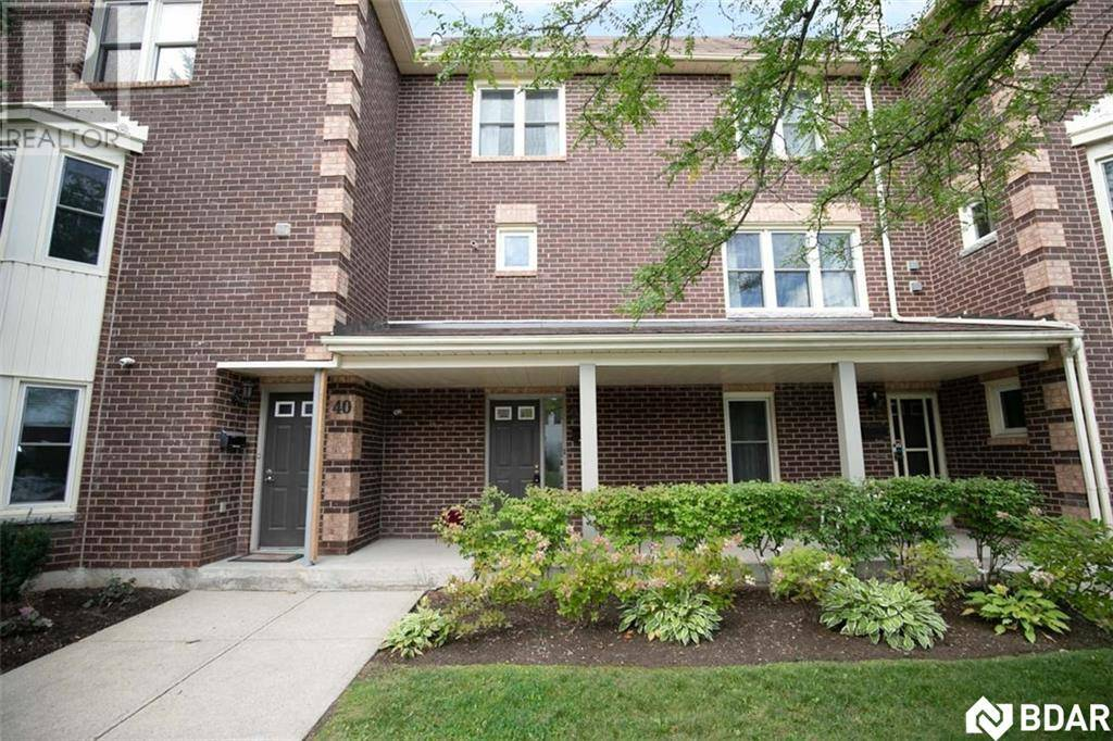 Condo for sale at 119 D'ambrosio Dr Unit 39 Barrie Ontario - MLS: 30765425