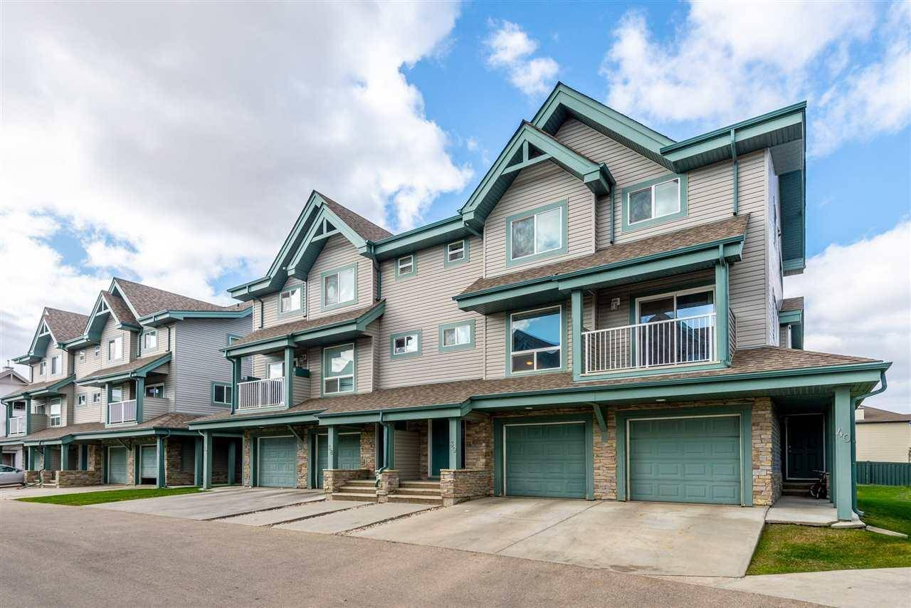 Townhouse for sale at 12050 17 Ave Sw Unit 39 Edmonton Alberta - MLS: E4176806