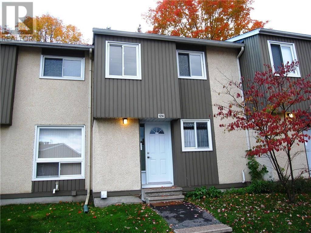 Townhouse for sale at 1256 Lassiter Te Unit 39 Ottawa Ontario - MLS: 1172577