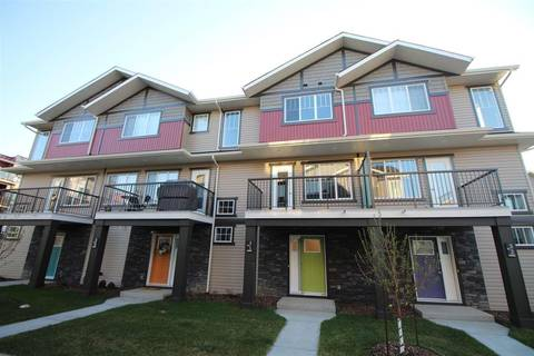 Townhouse for sale at 12815 Cumberland Rd Nw Unit 39 Edmonton Alberta - MLS: E4142451