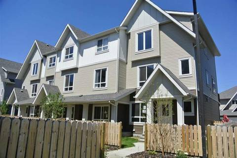 Townhouse for sale at 13003 132 Ave Nw Unit 39 Edmonton Alberta - MLS: E4153771