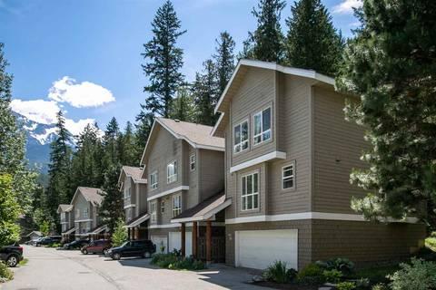 Townhouse for sale at 1400 Park St Unit 39 Pemberton British Columbia - MLS: R2382611