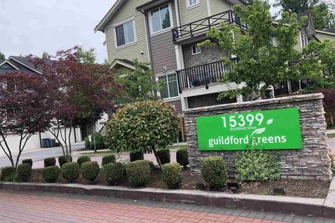 Townhouse for sale at 15399 Guildford Dr Unit 39 Surrey British Columbia - MLS: R2404543