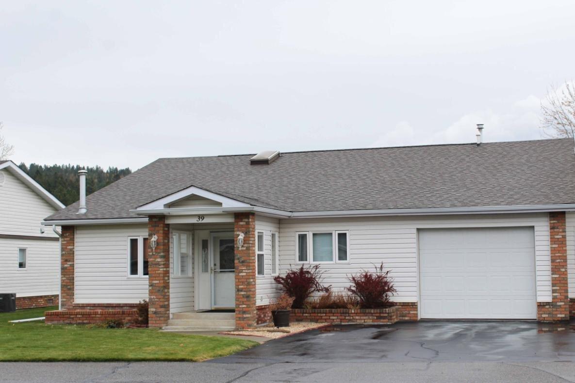 Townhouse for sale at 2025 Kokanee Dr N Unit 39 Cranbrook British Columbia - MLS: 2455338