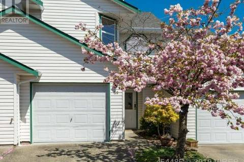 Townhouse for sale at 2160 Hawk Dr Unit 39 Courtenay British Columbia - MLS: 454485