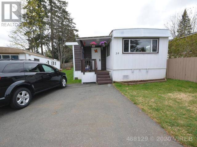 Residential property for sale at 2520 Quinsam Rd Unit 39 Campbell River British Columbia - MLS: 468129