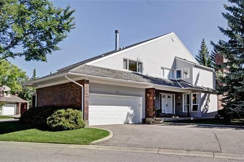 Townhouse for sale at 275 Woodridge Dr Southwest Unit 39 Calgary Alberta - MLS: C4242733