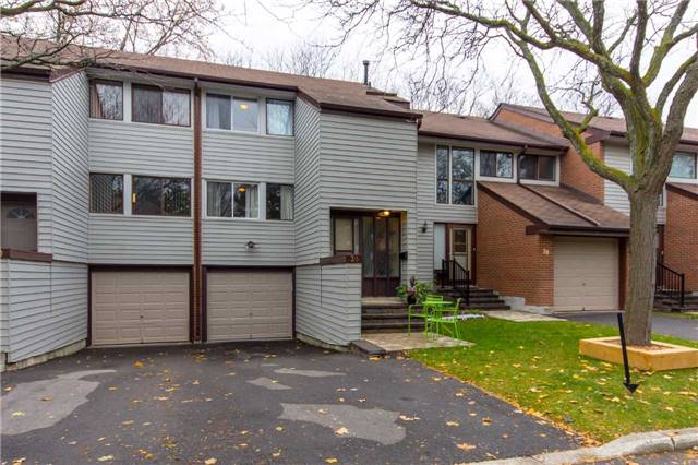 For Sale: 39 - 2881 Windwood Drive, Mississauga, ON | 3 Bed, 2 Bath Townhouse for $499,000. See 18 photos!