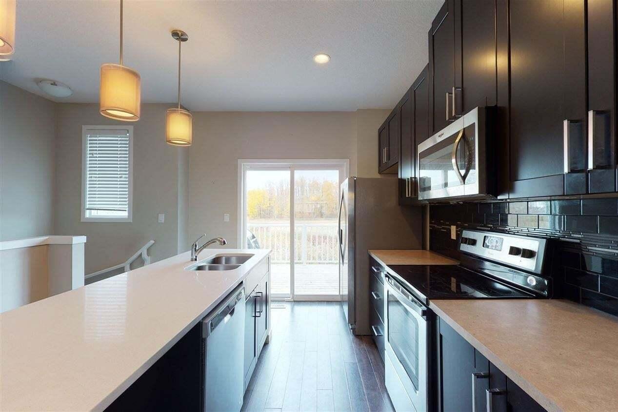 Townhouse for sale at 320 Secord Bv NW Unit 39 Edmonton Alberta - MLS: E4217201