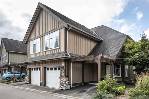 Townhouse for sale at 40750 Tantalus Rd Unit 39 Squamish British Columbia - MLS: R2452829