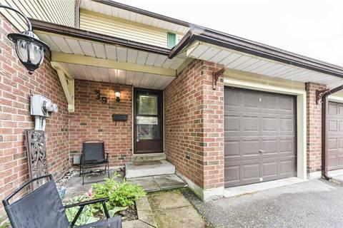 Condo for sale at 450 Bristol Cres Unit 39 Oshawa Ontario - MLS: E4476386