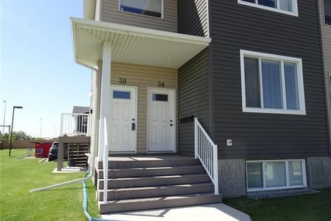 Townhouse for sale at 4850 Harbour Landing Dr Unit 39 Regina Saskatchewan - MLS: SK779679