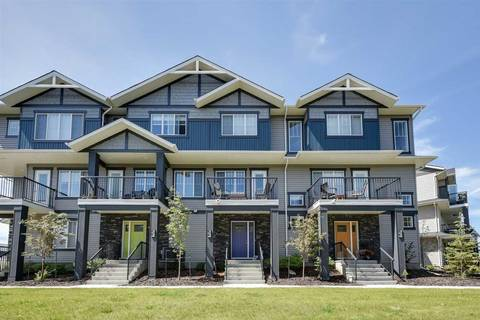 Townhouse for sale at 50 Mclaughlin Dr Unit 39 Spruce Grove Alberta - MLS: E4142770