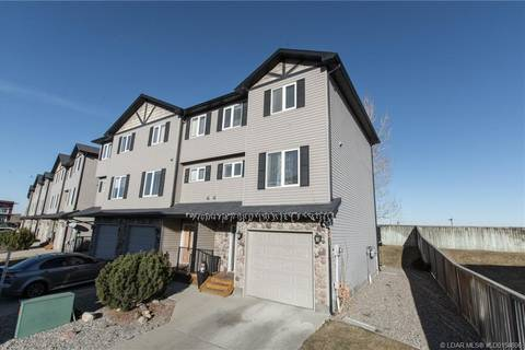Townhouse for sale at 762 Heritage Blvd W Unit 39 Lethbridge Alberta - MLS: LD0154806
