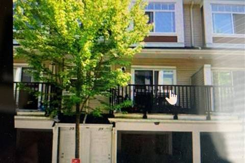 Townhouse for sale at 8676 158 St Unit 39 Surrey British Columbia - MLS: R2413749