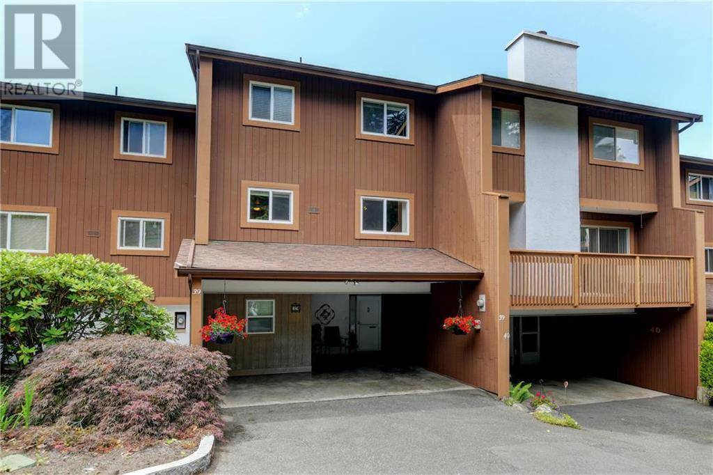 Townhouse for sale at 933 Admirals Rd Unit 39 Victoria British Columbia - MLS: 414048