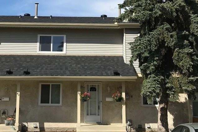 Townhouse for sale at 9619 180 St NW Unit 39 Edmonton Alberta - MLS: E4199836