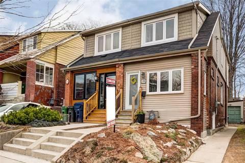 Townhouse for sale at 39 Aldridge Ave Toronto Ontario - MLS: E4424574