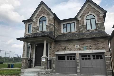 House for rent at 39 Alex Black St Vaughan Ontario - MLS: N4561554