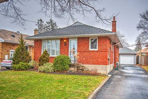 House for sale at 39 Alrita Cres Toronto Ontario - MLS: E4669192