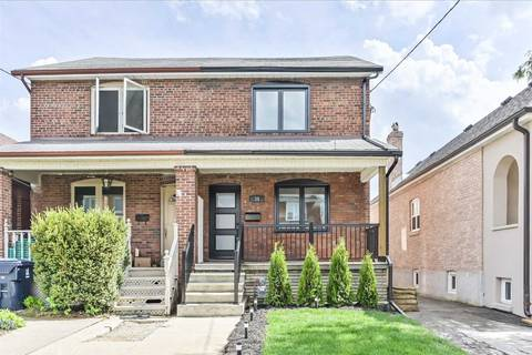 Townhouse for sale at 39 Amherst Ave Toronto Ontario - MLS: C4462540