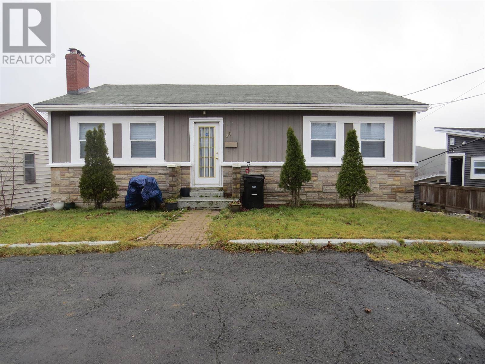 Townhouse for sale at 39 Amherst Ht St. John's Newfoundland - MLS: 1192355
