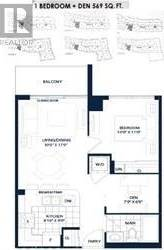 Apartment for rent at 39 Annie Craig Dr Toronto Ontario - MLS: W4490420